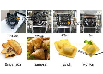 Applications of Small Dumpling Making Machine