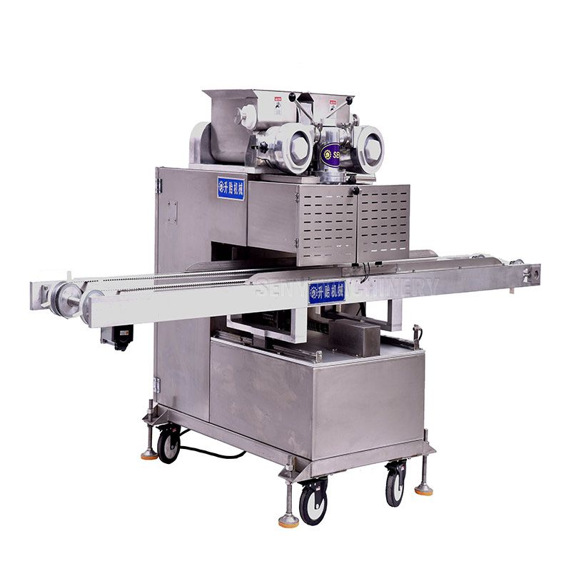 Automatic Encrusting and Tray-Arrnging Machine SY-900