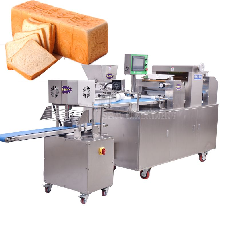 SY-860 Automatic Toast Bread Making Machine Production Line