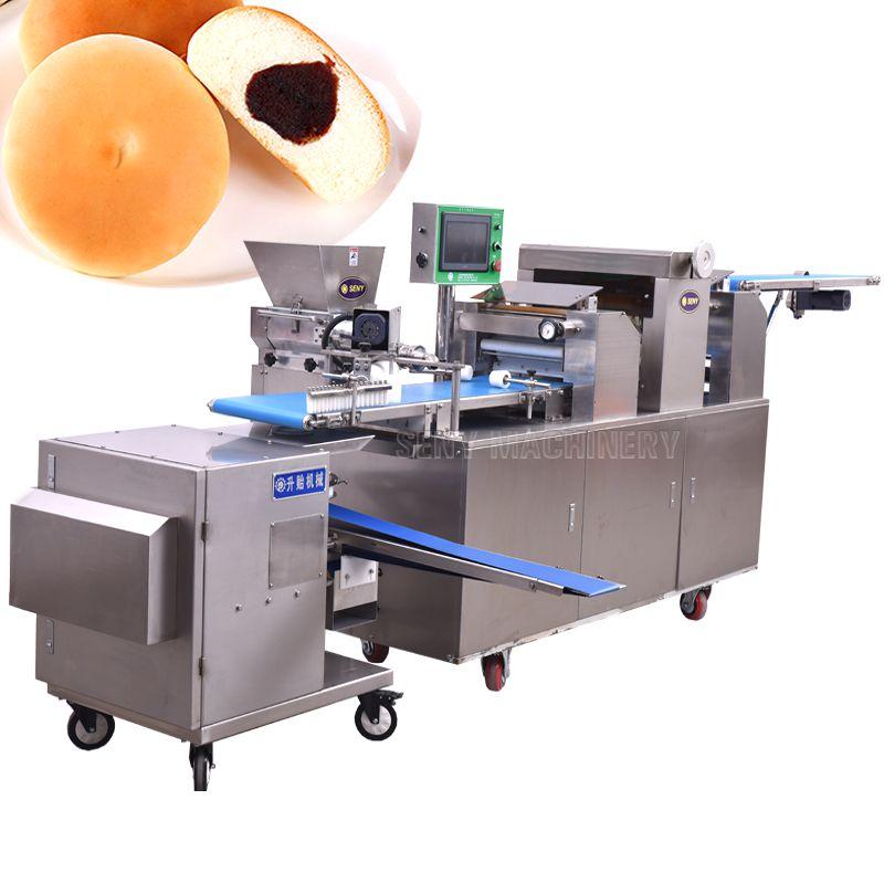 SY-860 Automatic Pita Bread Making Machine Production Line