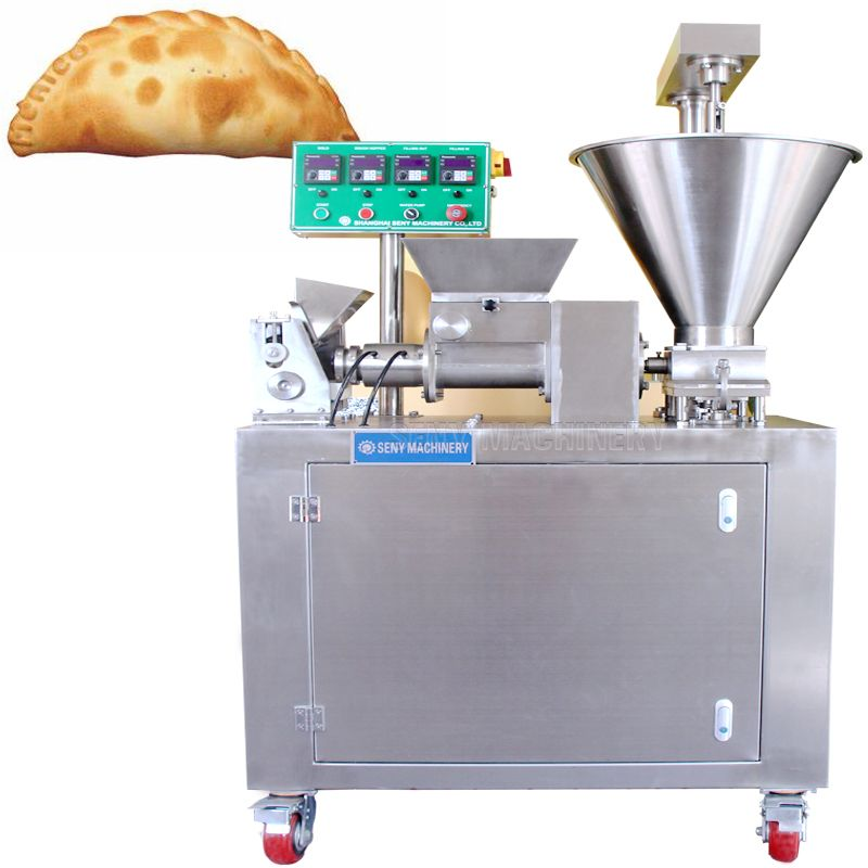 SY-710 Automatic Empanada Making Machine with water cooling recycling system